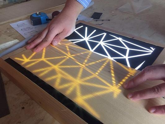 Sensible Light Picture For Design making of Next Design Innovation